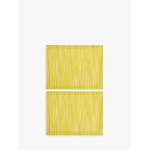 Buy John Lewis Scandi Nova Placemat, Set of 2 Online at johnlewis.com