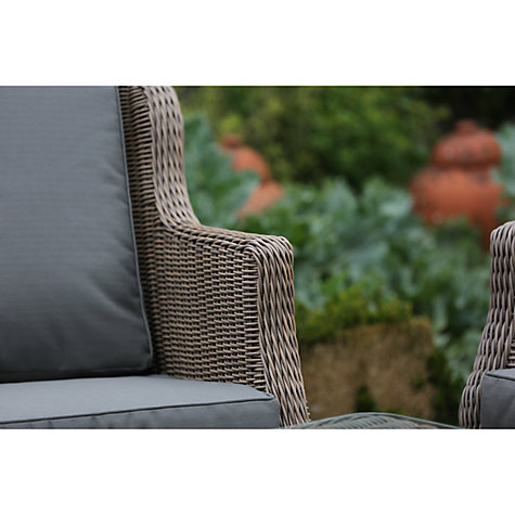Buy 4 Seasons Outdoor Valentine High Back 4 Seater Lounge