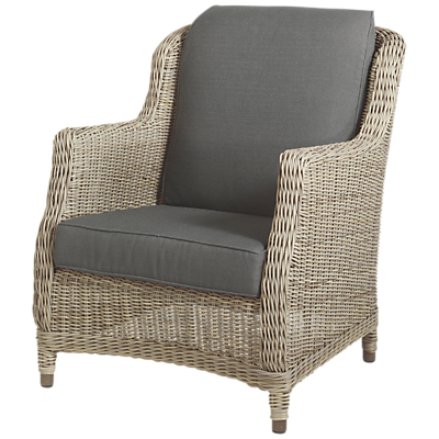 4 Seasons Outdoor Valentine High Back Garden Armchair
