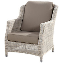 Buy 4 Seasons Outdoor Valentine High Back Garden Armchair Online at johnlewis.com