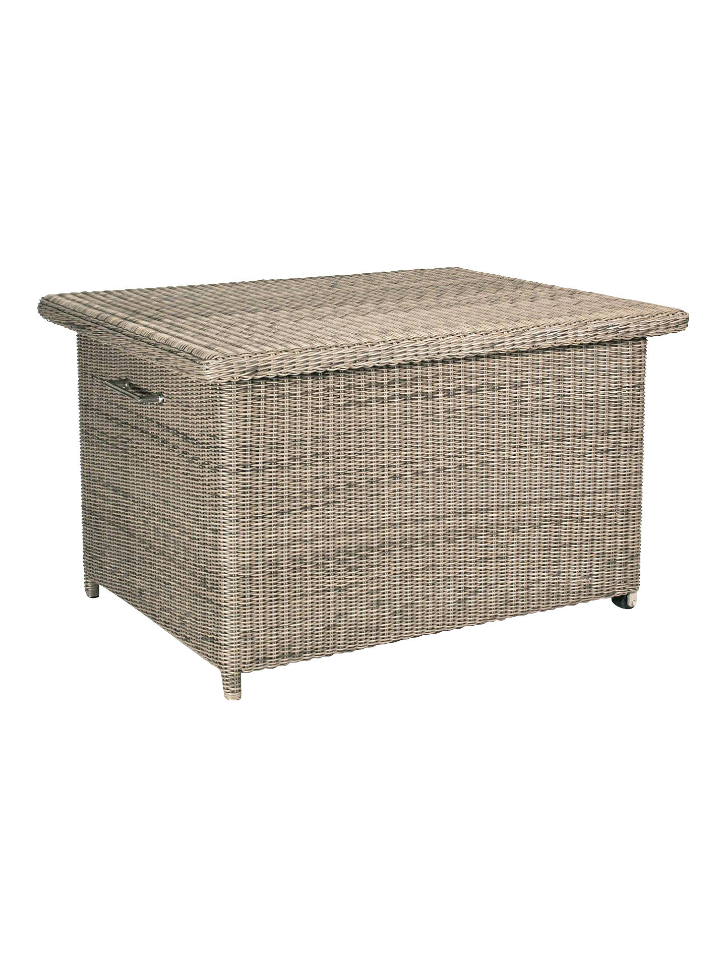 Buy4 Seasons Outdoor Valentine Outdoor Woven Cushion Box, Praia Online At  Johnlewis.com ...