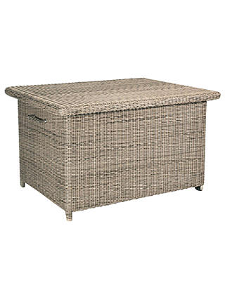 Buy 4 Seasons Outdoor Valentine Outdoor Woven Cushion Box, Praia Online at johnlewis.com