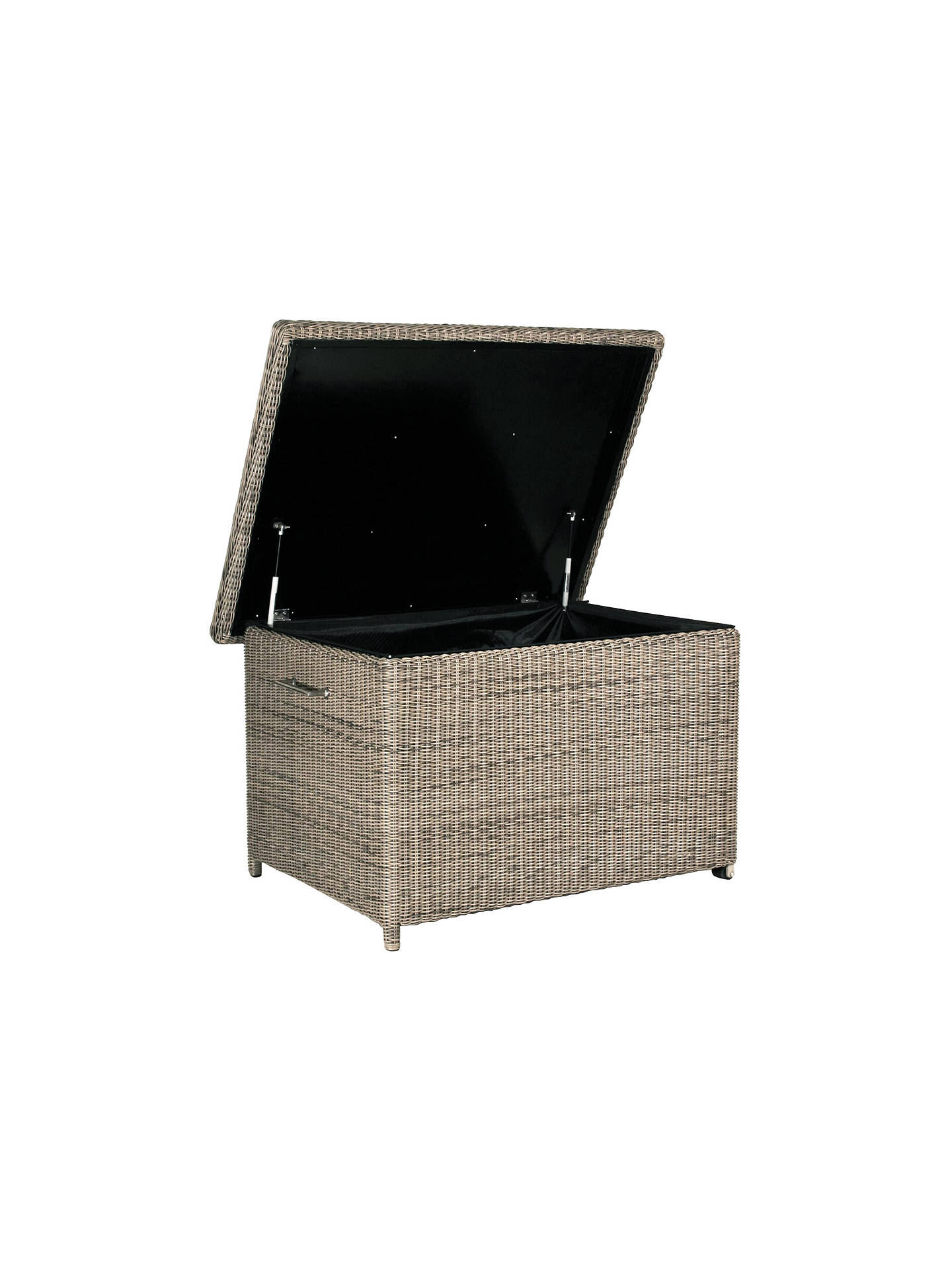 Buy4 Seasons Outdoor Valentine Outdoor Woven Cushion Box, Praia Online at johnlewis.com