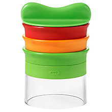 Buy OXO 3 Blade Spiraliser Online at johnlewis.com