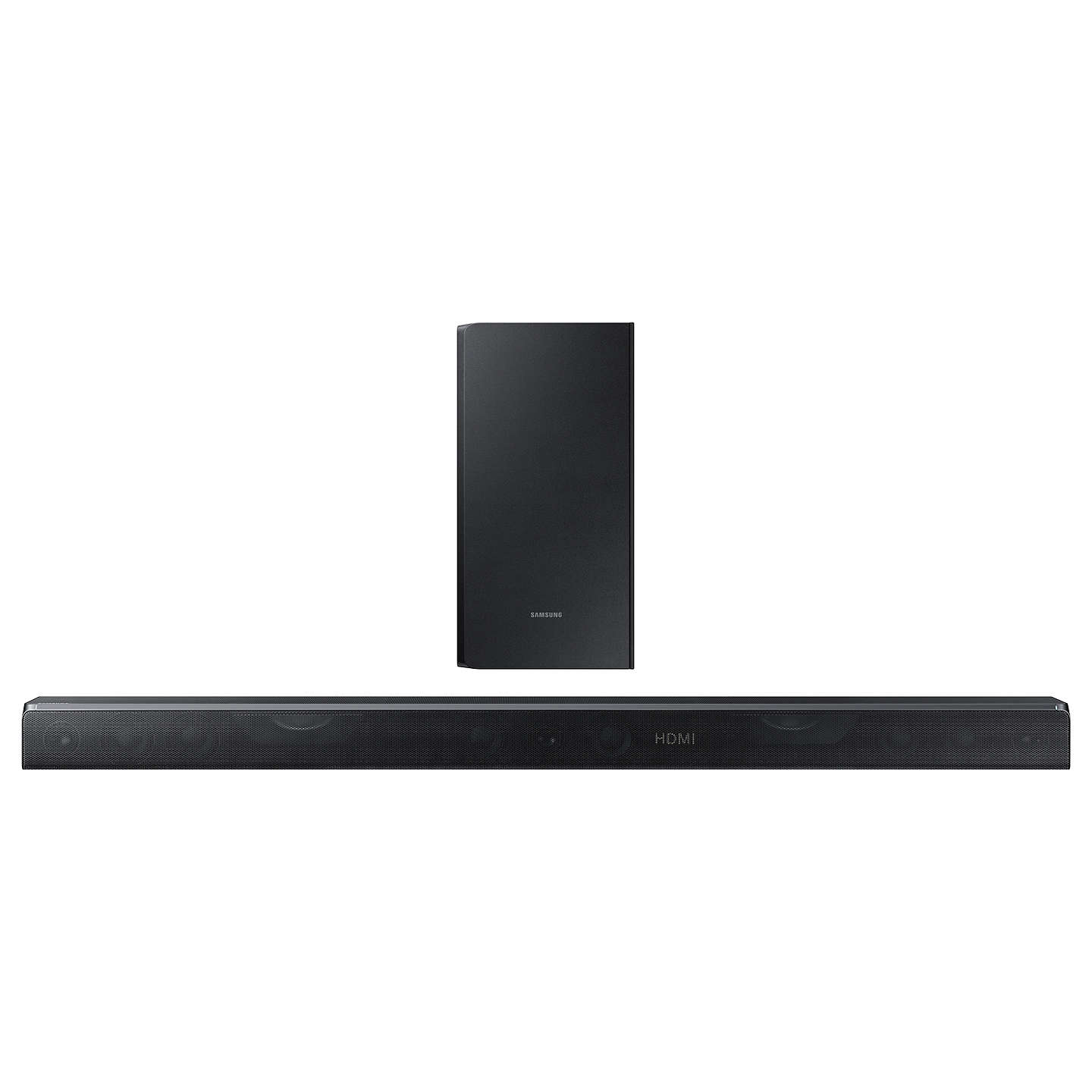 BuySamsung HW-K850 Dolby Atmos Bluetooth Wi-Fi 3.1.2 Sound Bar System with Wireless Subwoofer & Multiroom Online at johnlewis.com