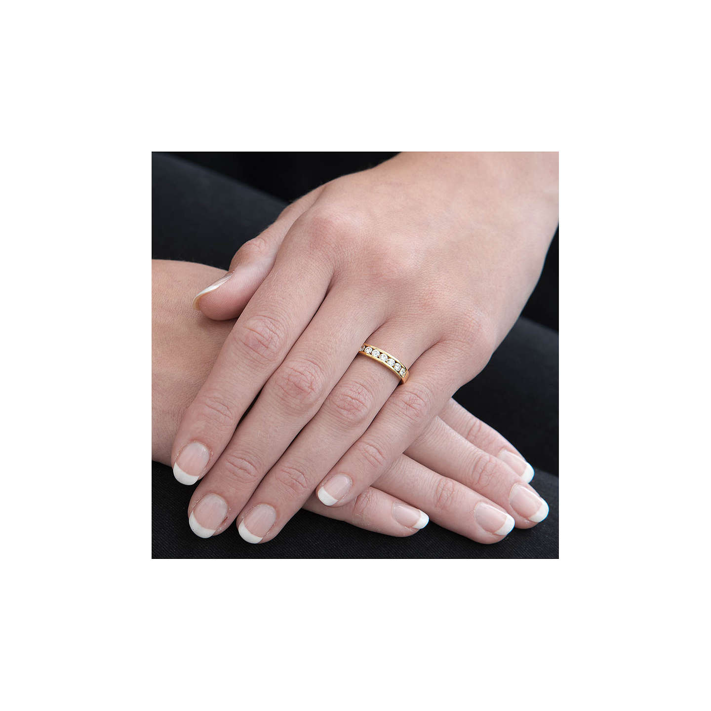 bruford diamond w white gold collections brilliant yellow half and eternity jewellery products rings ring cut