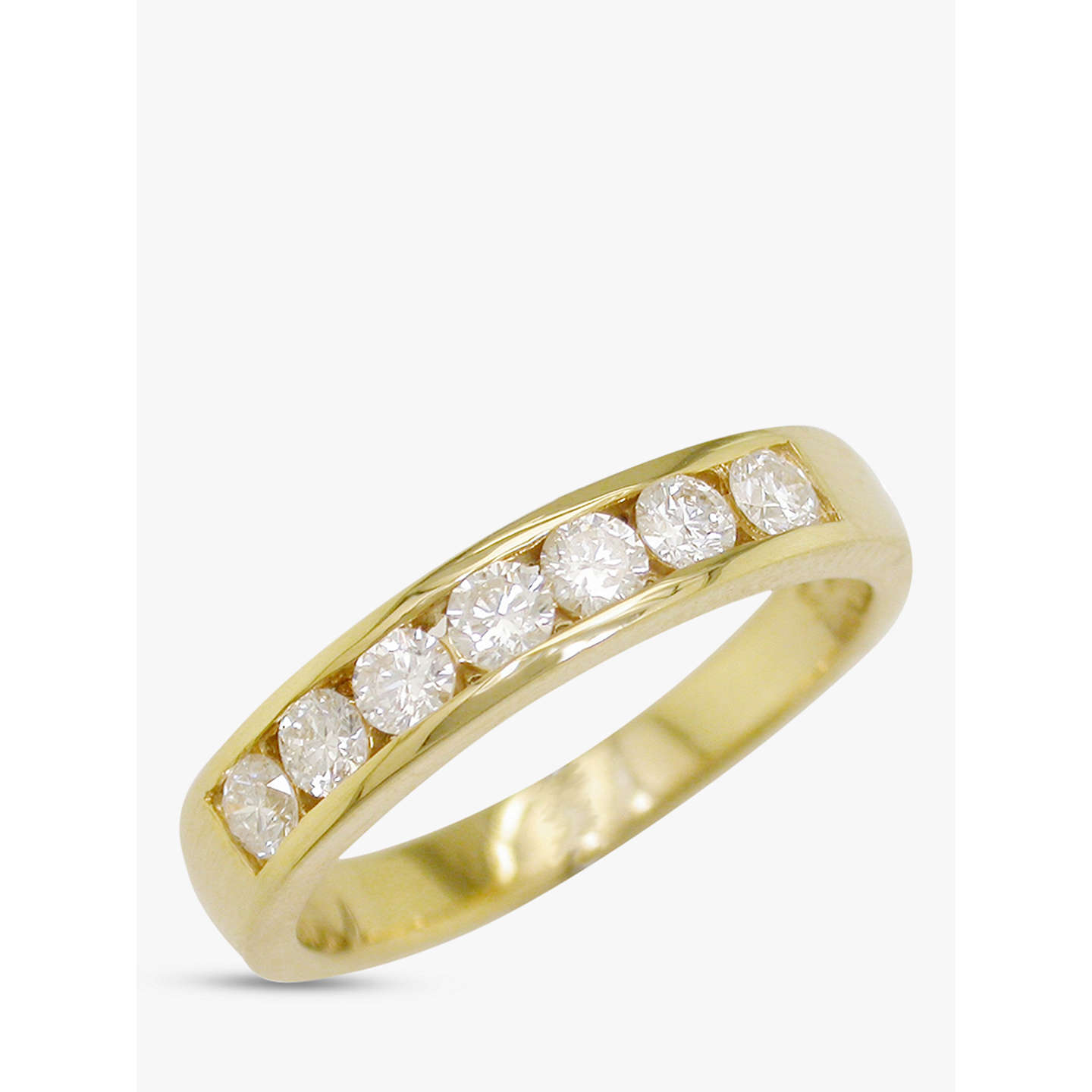 ring a gold and baguette rings cut white jewellery blaze shop diamond eternity