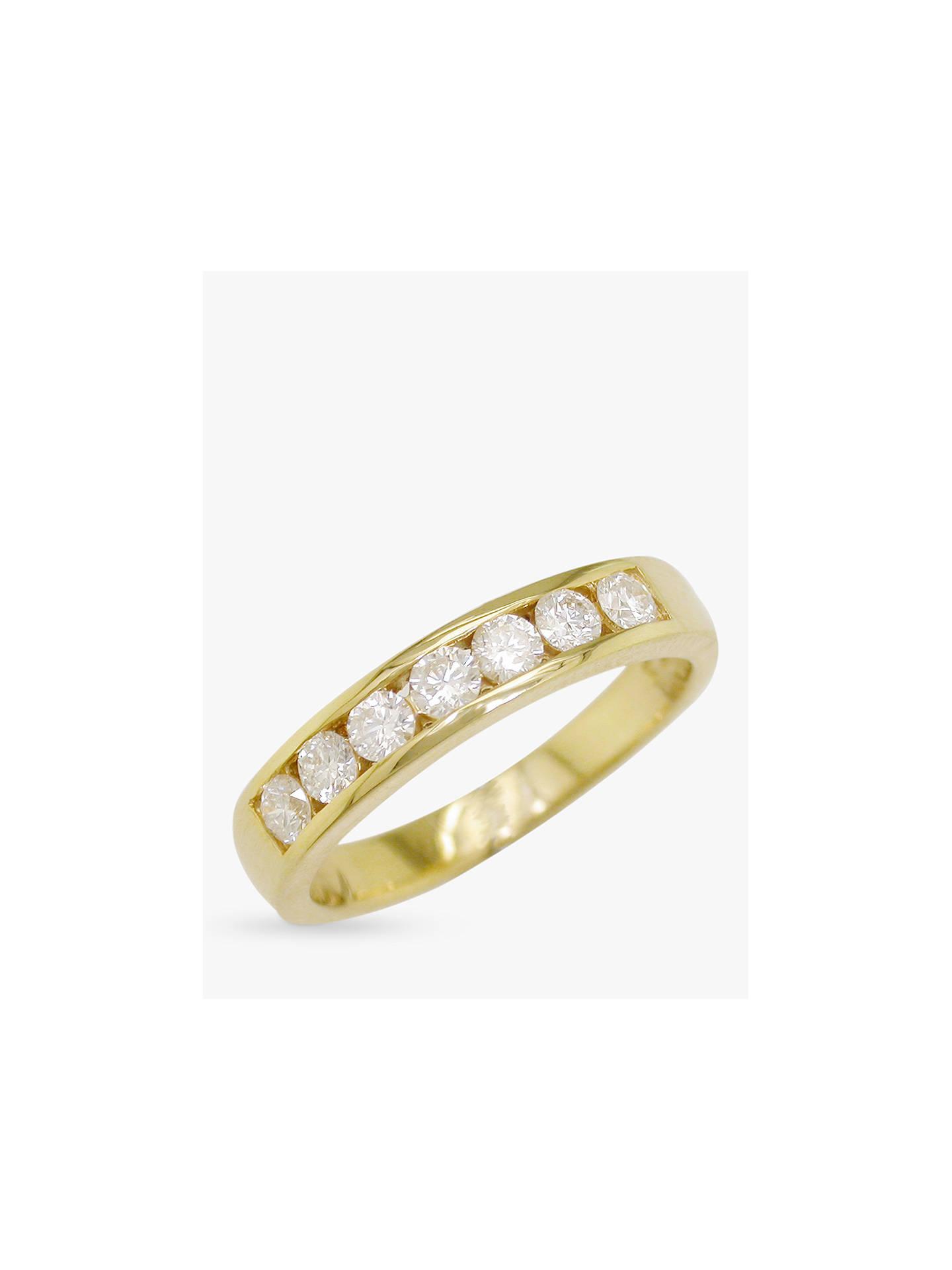 Diamond Eternity Ring John Lewis