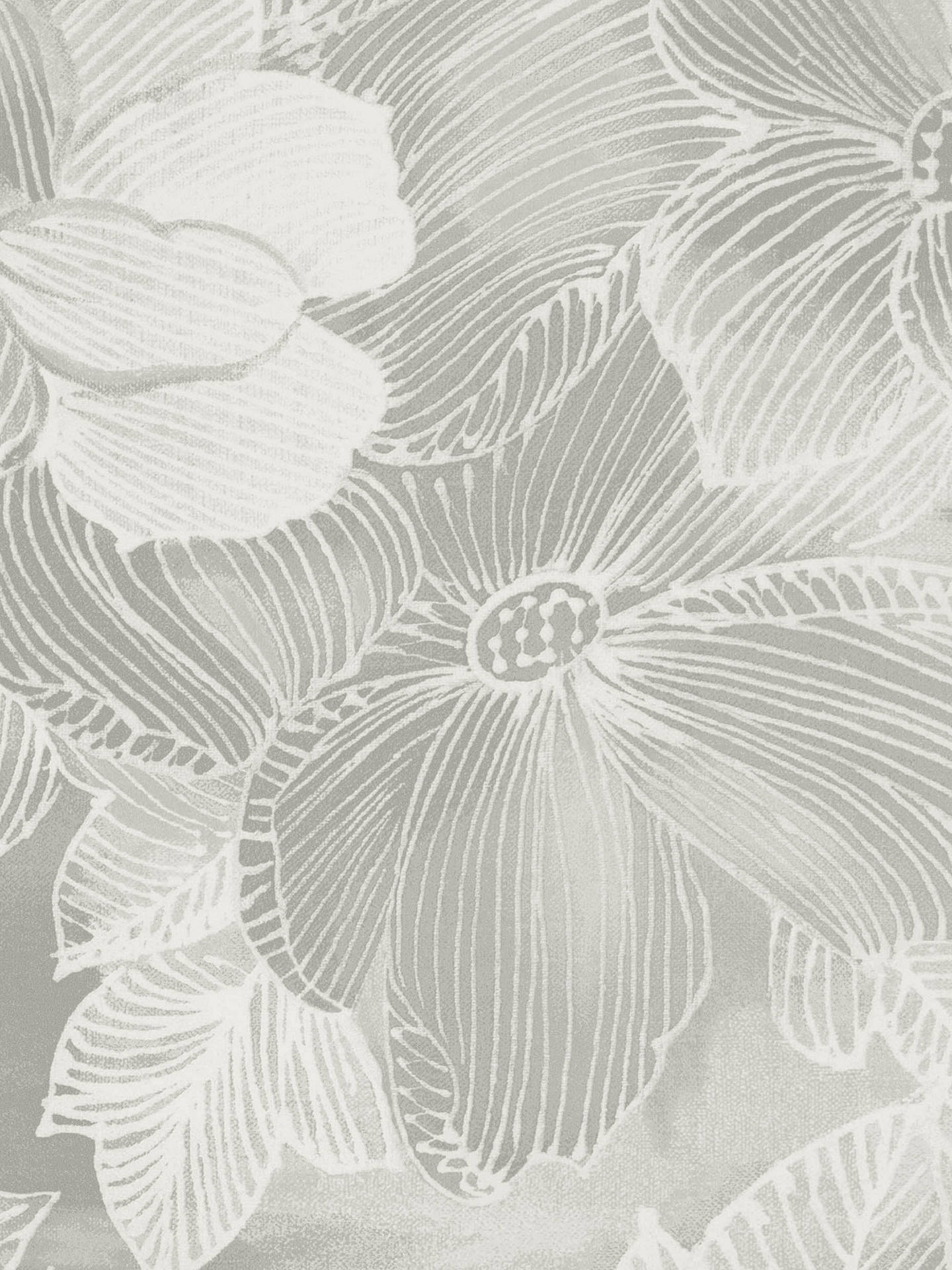 Buy Villa Nova Hana Akina Wallpaper, Cement W545/04 Online at johnlewis.com