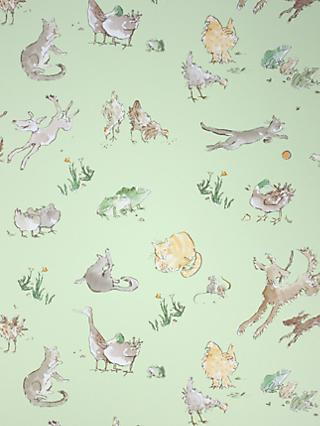 Osborne & Little Quentin's Menagerie Wallpaper