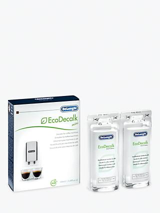 De'Longhi EcoDecalk Coffee Machine Descaler