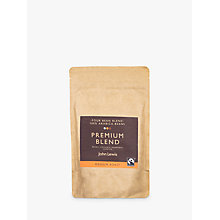 Buy John Lewis Fair Trade Premium Blend Coffee Beans, 250g Online at johnlewis.com