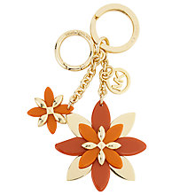 Buy MICHAEL Michael Kors Flora Stud Key Charm Online at johnlewis.com