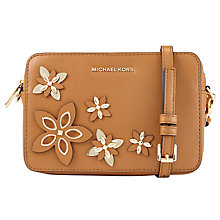 Buy MICHAEL Michael Kors Medium Leather Camera Bag Online at johnlewis.com