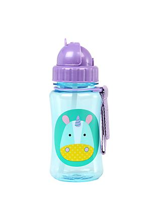 Skip Hop Baby Unicorn Straw Bottle