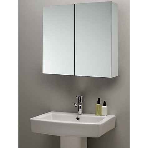 bathroom cabinets white gloss buy lewis white gloss bathroom cabinet 11401