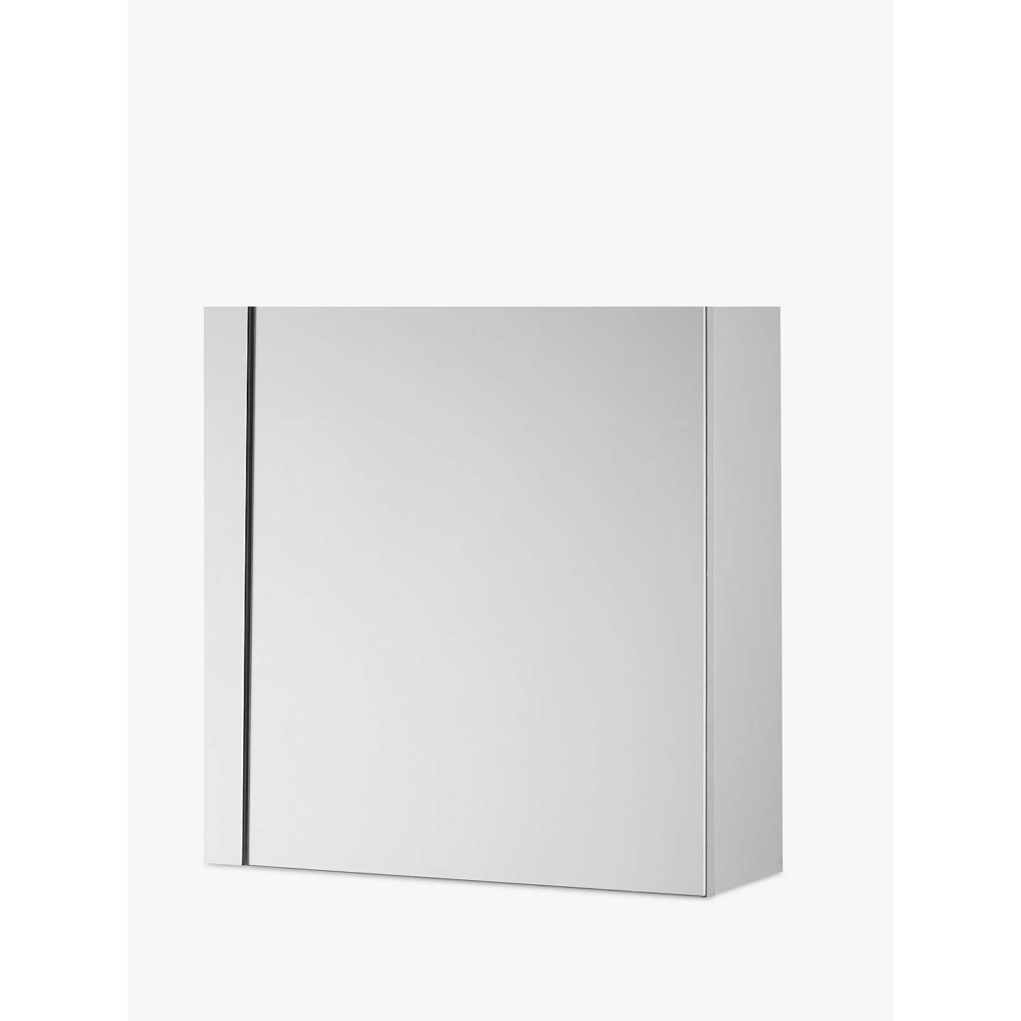... BuyJohn Lewis Double White Gloss Bathroom Cabinet Online At Johnlewis .com