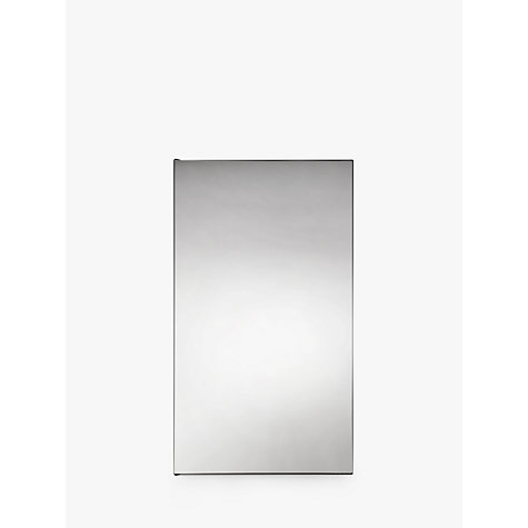 Buy John Lewis Single Powder Coated Bathroom Cabinet Online At Johnlewis.com  ...