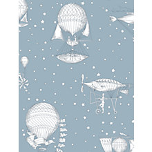 Buy Galerie Jack n Rose Junior Vintage Balloons Wallpaper Online at johnlewis.com