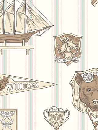 Galerie Jack n Rose Junior Ships Wallpaper