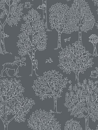 Galerie Jack n Rose Junior Forest Wallpaper