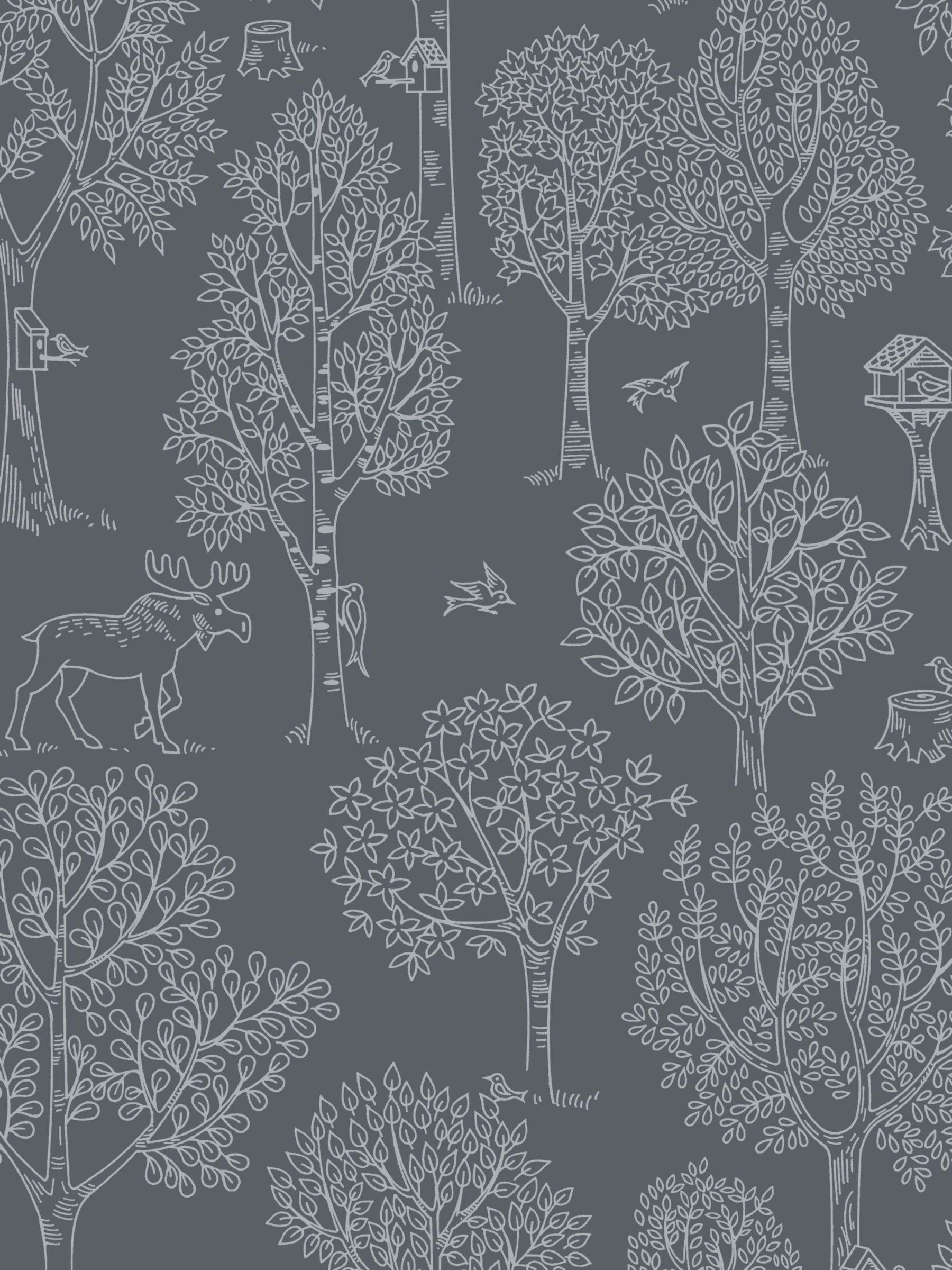 Galerie Galerie Jack n Rose Junior Forest Wallpaper