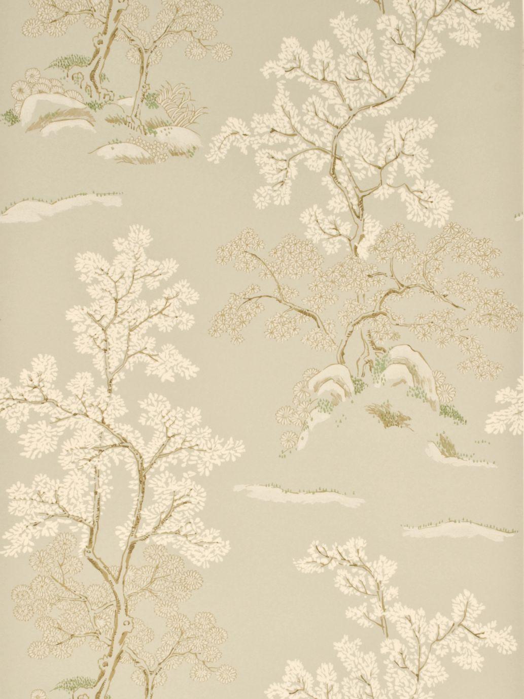 GP & J Baker GP & J Baker Oriental Tree Wallpaper