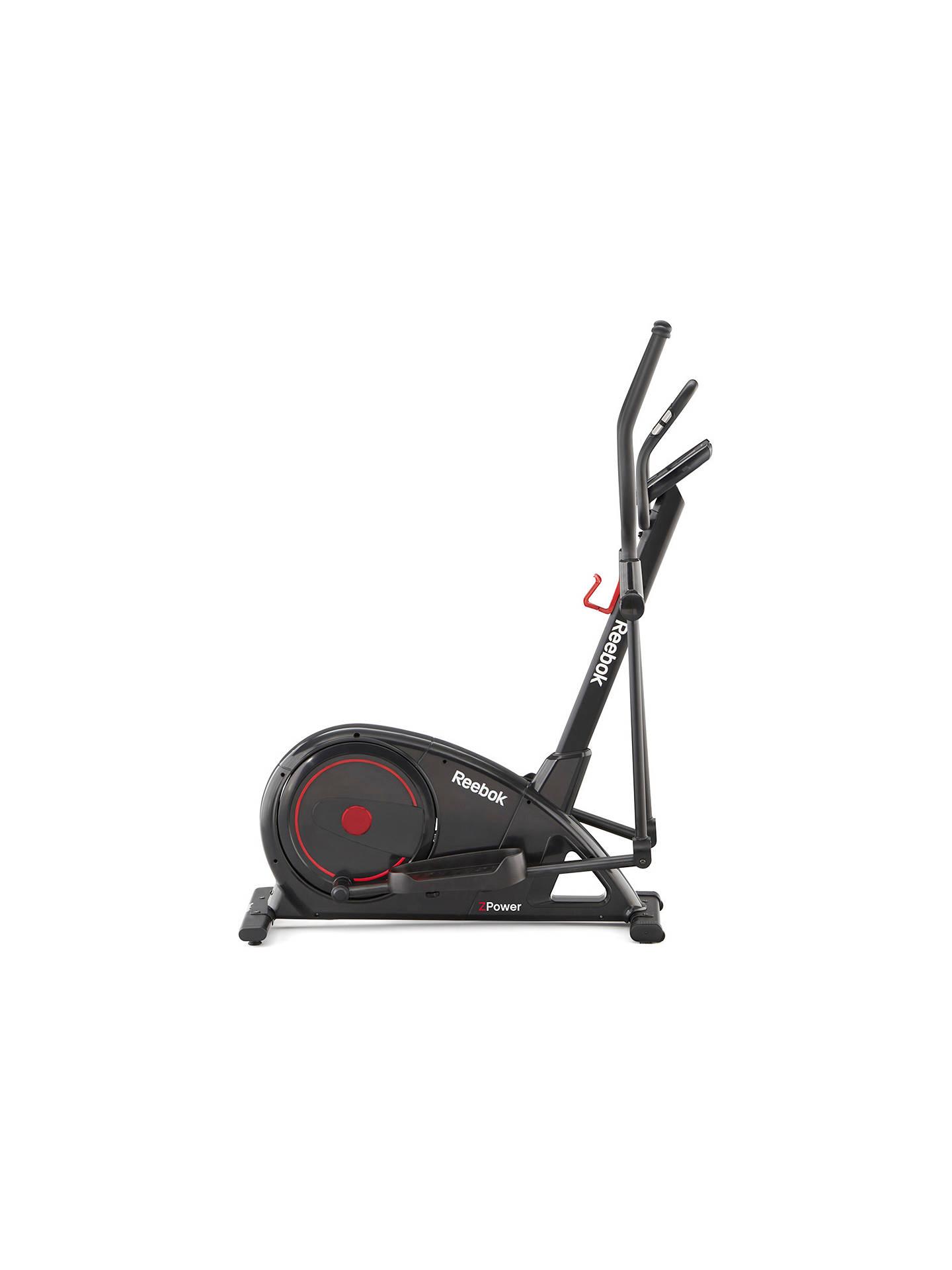 billiger Verkauf neueste Kollektion offizielle Seite Reebok Z-Power Cross Trainer, Black