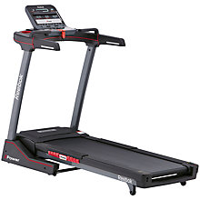 Buy Reebok Z-Power Treadmill, Black Online at johnlewis.com