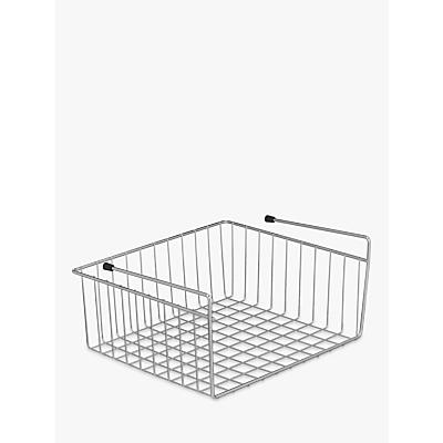 John Lewis Under Shelf Basket