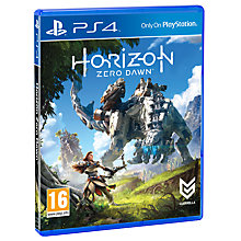 Buy Horizon Zero Dawn, PS4 Online at johnlewis.com