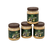 Buy Kew Gardens Peanut Butter Mealworms Bird Feed, 330g, Pack of 4 Online at johnlewis.com