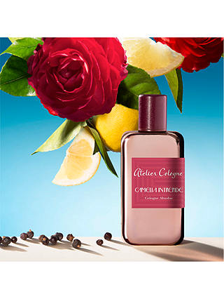 Buy Atelier Cologne Camelia Intrepide Cologne Absolue, 100ml Online at johnlewis.com