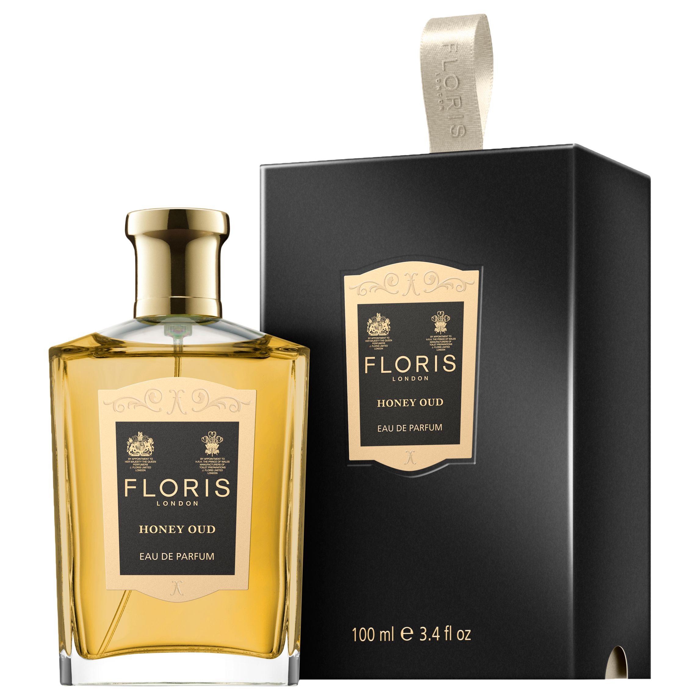 Floris Floris Honey Oud Eau de Parfum, 100ml