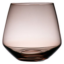 Buy Design Project by John Lewis No.018 Tumbler, Blush, 390ml Online at johnlewis.com