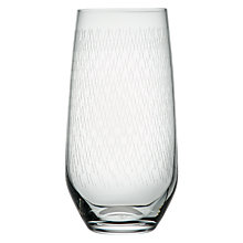 Buy Design Project by John Lewis No.018 Hiball Dash Design, Clear, 460ml Online at johnlewis.com