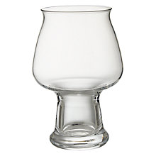 Buy John Lewis Cider Glass, Clear, 500ml Online at johnlewis.com