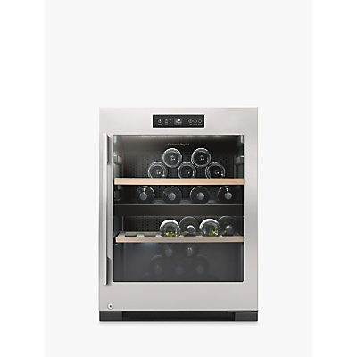 Fisher & Paykel RF106RDWX1 Freestanding Wine Cabinet