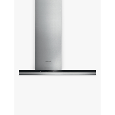 Fisher & Paykel HC120BCXB2 Chimney Cooker Hood, Stainless Steel
