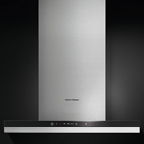 Buy Fisher & Paykel HC60BCXB2 Chimney Cooker Hood, Stainless Steel Online at johnlewis.com