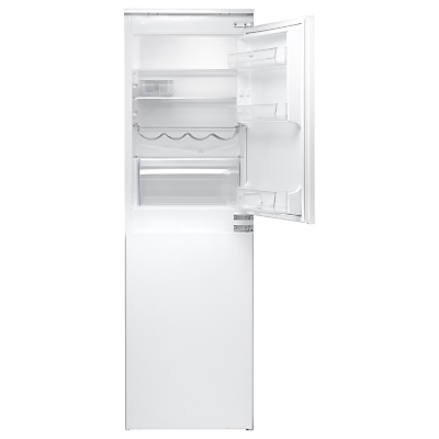 Image of Hotpoint HMCB50501 AA Integrated Fridge Freezer, A+ Energy Rating, 55cm Wide, White