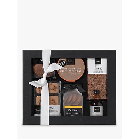 Hotel chocolat john lewis buy hotel chocolat salted caramel collection 415g online at johnlewis negle Gallery
