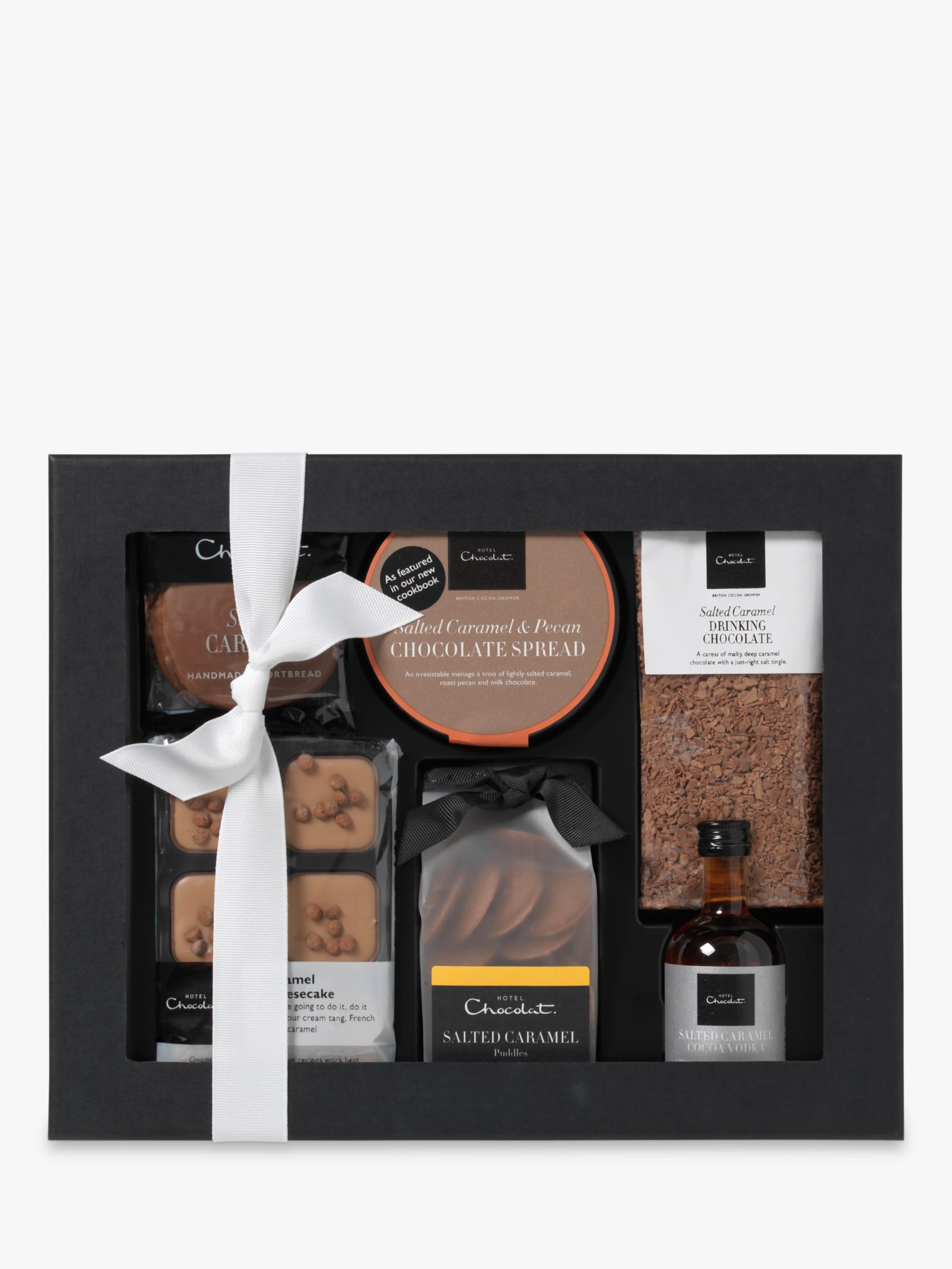 Hotel Chocolat Hotel Chocolat Salted Caramel Collection, 415g