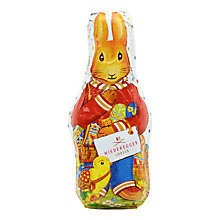 Buy Niederegger Chocolate & Marzipan Rabbit, 100g Online at johnlewis.com
