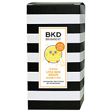 Buy BKD Vanilla Bean Little Chick Biscuits Mini Baking Kit, 290g Online at johnlewis.com