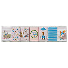 Buy Charbonnel et Walker Peter Rabbit Milk Chocolate Slims, Pack of 7, 70g Online at johnlewis.com
