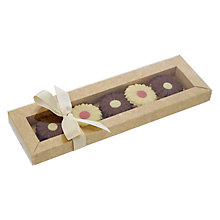 Buy The Cocoabean Company Chocolate Flowers, 10 Pack, 100g Online at johnlewis.com
