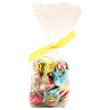 Buy Bag Of Milk Chocolate Foiled Eggs, 145g Online at johnlewis.com