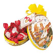 Buy Niederegger Keepsake Egg Filled With Dark Chocolate Marzipan Eggs, 100g Online at johnlewis.com