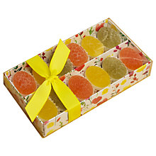 Buy Assorted Fruit Jelly Easter Eggs, 230g Online at johnlewis.com